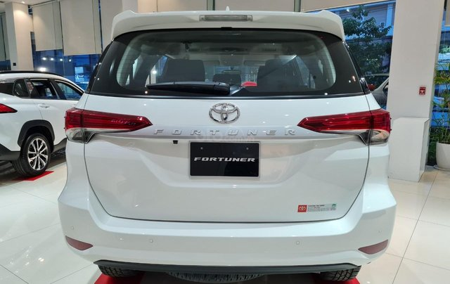 Bán Toyota Fortuner đời 2021, xe giao ngay2