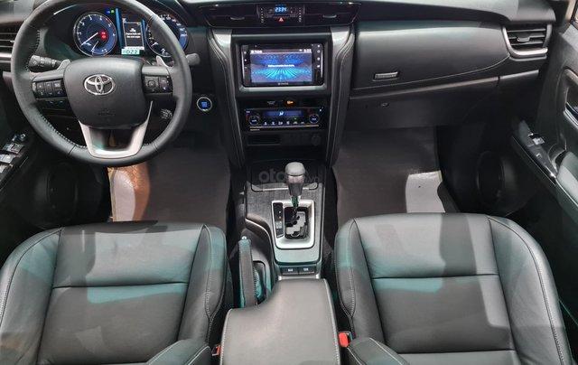 Bán ô tô Toyota Fortuner 2.4 AT đời 2021, màu trắng ngọc trai3