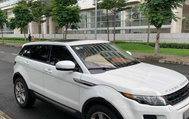 Chính chủ bán LandRover Evoque Dynamic Plus sx 2012, ĐK 2013, màu trắng, full kịch đồ, giá tốt1