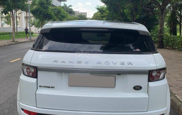 Chính chủ bán LandRover Evoque Dynamic Plus sx 2012, ĐK 2013, màu trắng, full kịch đồ, giá tốt2
