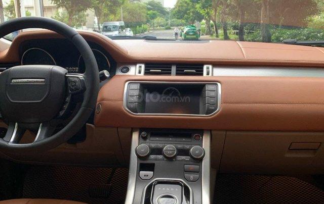 Chính chủ bán LandRover Evoque Dynamic Plus sx 2012, ĐK 2013, màu trắng, full kịch đồ, giá tốt3