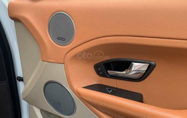 Chính chủ bán LandRover Evoque Dynamic Plus sx 2012, ĐK 2013, màu trắng, full kịch đồ, giá tốt5