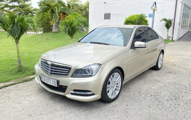 Cần bán xe Mercedes C250 đời 2013 một chủ giá 590tr2