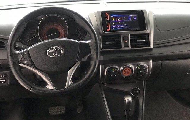 Cần bán xe Toyota Yaris G 2016, màu đỏ, nhập khẩu nguyên chiếc  1