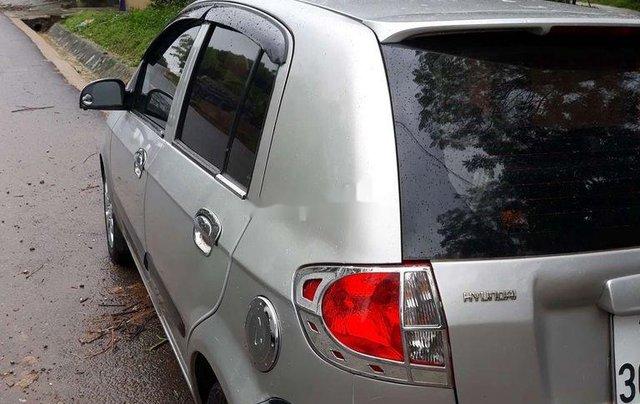 Cần bán gấp Hyundai Getz đời 2009, màu bạc, nhập khẩu nguyên chiếc11