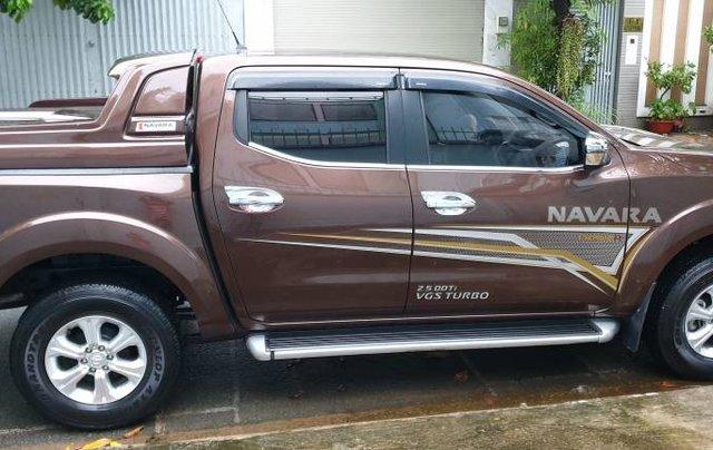 Chính chủ cần bán Nissan Navara Premium EL đời 2019, màu nâu16