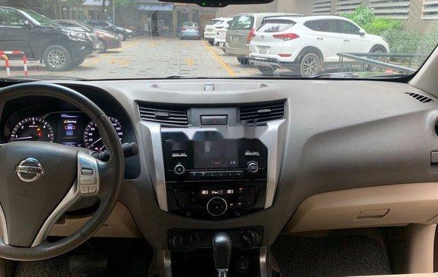 Bán Nissan Navara đời 2016, màu nâu, nhập khẩu chính chủ, 525 triệu11
