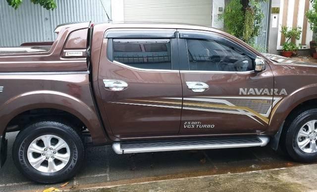Cần bán gấp Nissan Navara EL Premium đời 2019, màu nâu, nhập khẩu nguyên chiếc  8