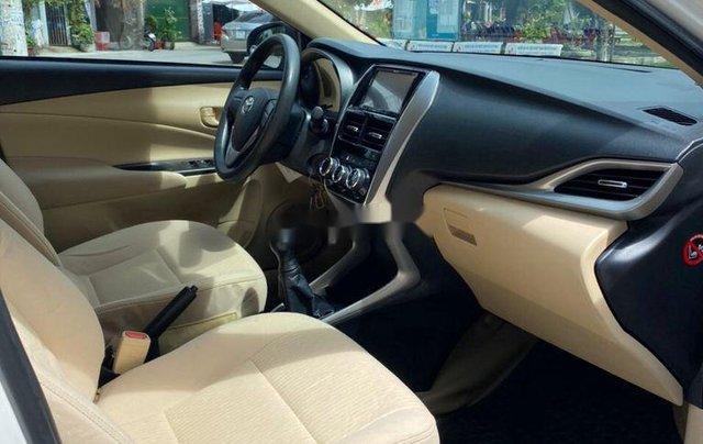 Bán Toyota Vios E sản xuất năm 2019, màu trắng  6
