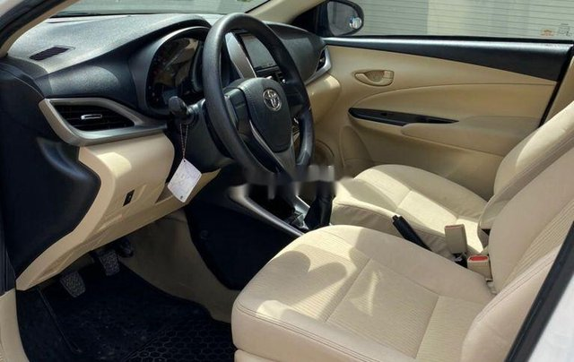 Bán Toyota Vios E sản xuất năm 2019, màu trắng  5
