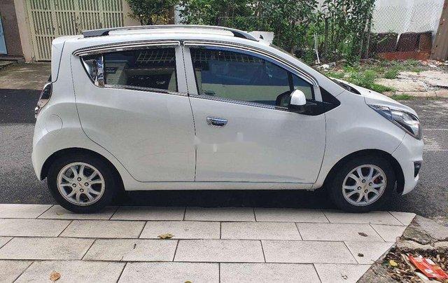 Cần bán lại xe Chevrolet Spark sản xuất 2015, màu trắng  5