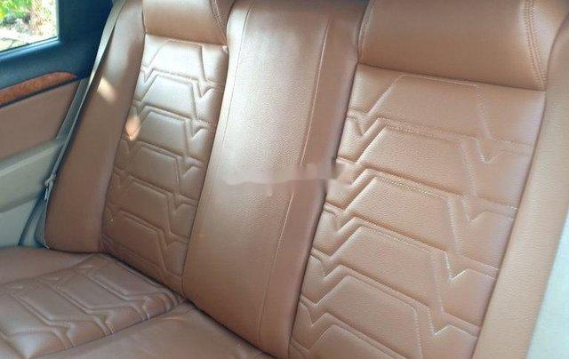 Bán Daewoo Gentra đời 2009, màu trắng, xe nhập xe gia đình3