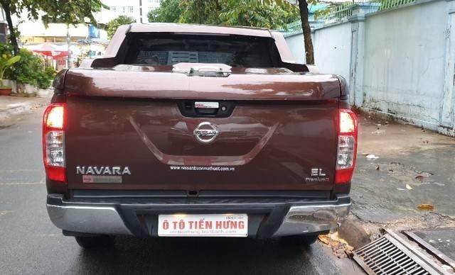 Cần bán gấp Nissan Navara EL Premium đời 2019, màu nâu, nhập khẩu nguyên chiếc  5