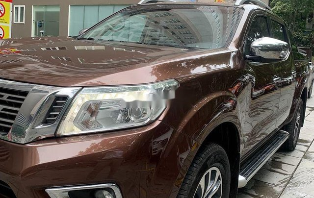 Bán Nissan Navara đời 2016, màu nâu, nhập khẩu chính chủ, 525 triệu2