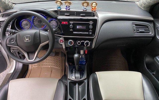 Cần bán lại xe Honda City 1.5 CVT đời 2016, màu trắng, giá tốt5