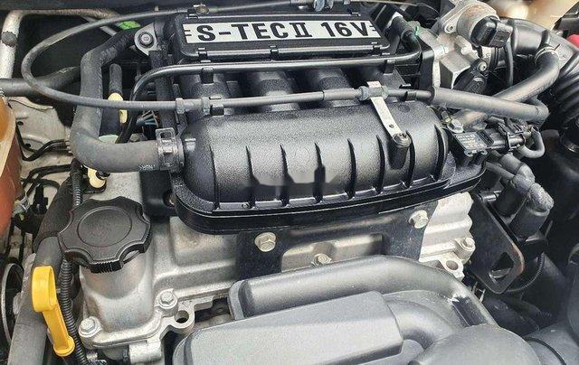 Cần bán lại xe Chevrolet Spark sản xuất 2015, màu trắng  8