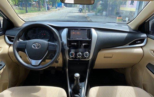 Bán Toyota Vios E sản xuất năm 2019, màu trắng  4