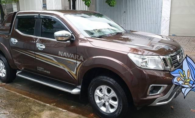 Cần bán gấp Nissan Navara EL Premium đời 2019, màu nâu, nhập khẩu nguyên chiếc  3