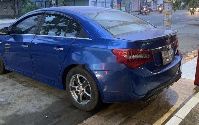 Bán Chevrolet Cruze đời 2011, màu xanh lam0