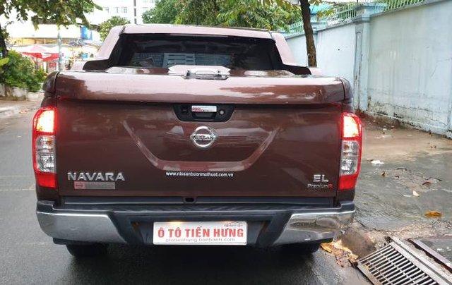 Chính chủ cần bán Nissan Navara Premium EL đời 2019, màu nâu24