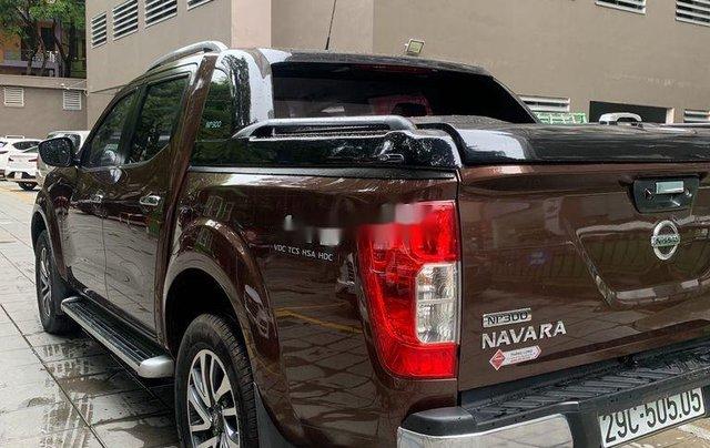 Bán Nissan Navara đời 2016, màu nâu, nhập khẩu chính chủ, 525 triệu1