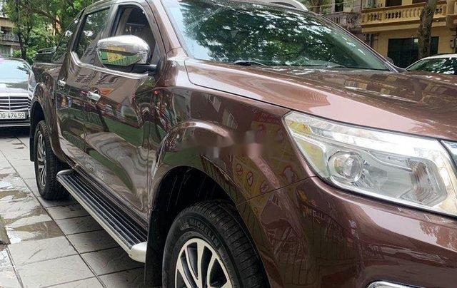 Bán Nissan Navara đời 2016, màu nâu, nhập khẩu chính chủ, 525 triệu0
