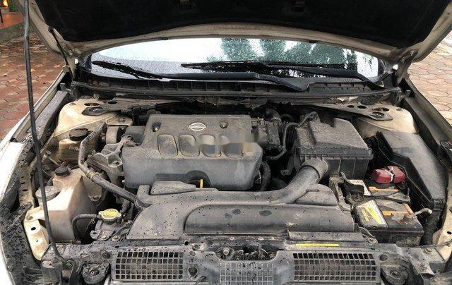 Bán Nissan Teana 2009, màu trắng, nhập khẩu nguyên chiếc, giá chỉ 355 triệu3