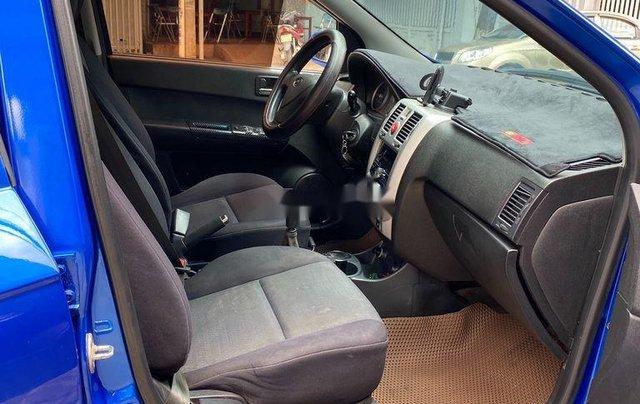 Bán ô tô Hyundai Getz 2009, màu xanh lam, xe nhập 9