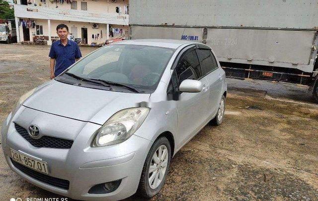 Cần bán Toyota Yaris 2010, màu bạc, xe nhập, giá chỉ 279 triệu2