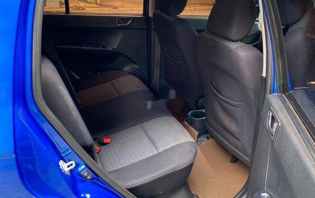 Bán ô tô Hyundai Getz 2009, màu xanh lam, xe nhập 10