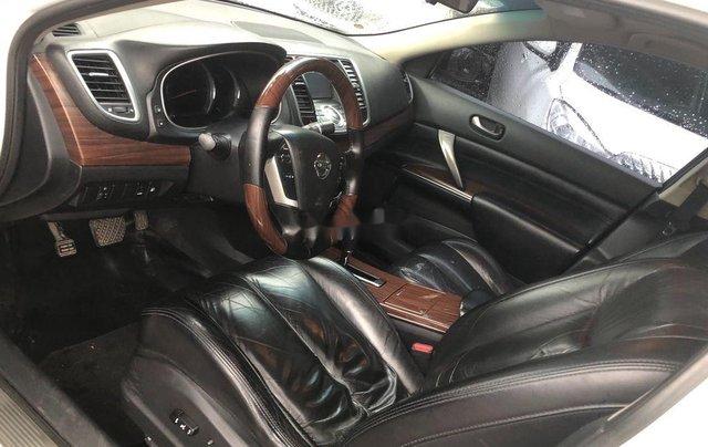 Bán Nissan Teana 2009, màu trắng, nhập khẩu nguyên chiếc, giá chỉ 355 triệu5
