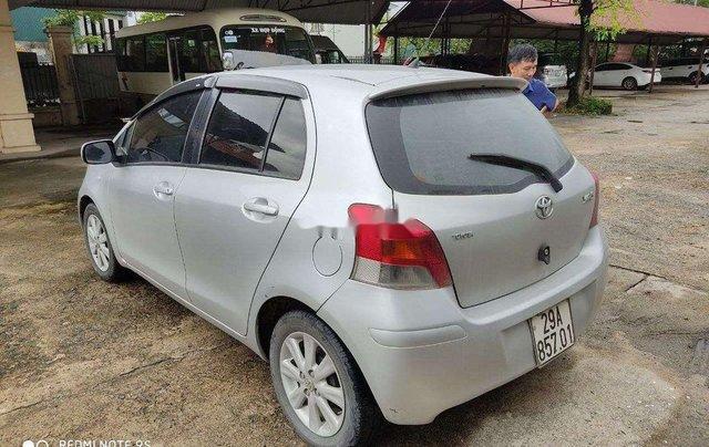Cần bán Toyota Yaris 2010, màu bạc, xe nhập, giá chỉ 279 triệu8