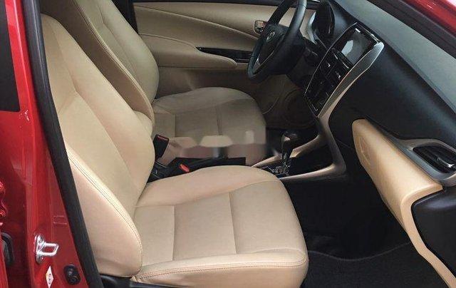 Bán xe Toyota Yaris đời 2019, màu đỏ, nhập khẩu Thái Lan4