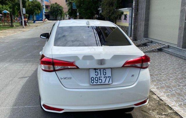 Bán Toyota Vios E sản xuất năm 2019, màu trắng  3