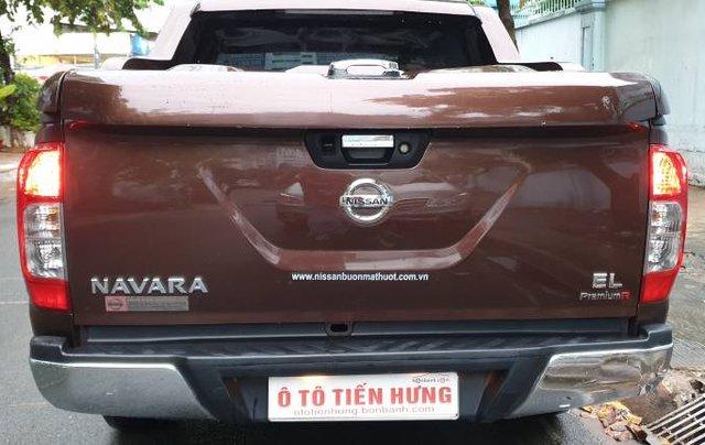 Chính chủ cần bán Nissan Navara Premium EL đời 2019, màu nâu23