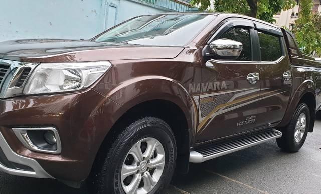 Cần bán gấp Nissan Navara EL Premium đời 2019, màu nâu, nhập khẩu nguyên chiếc  2