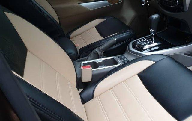 Chính chủ cần bán Nissan Navara Premium EL đời 2019, màu nâu13