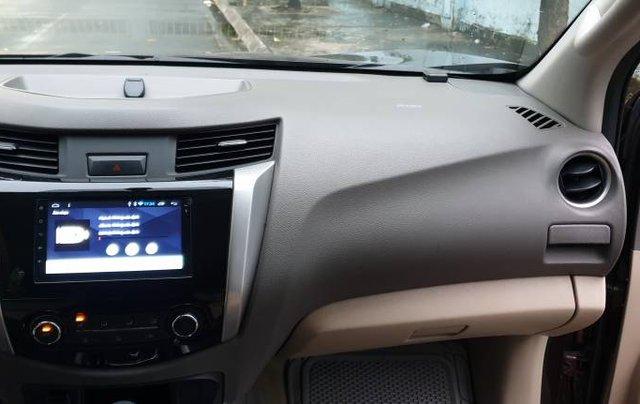Chính chủ cần bán Nissan Navara Premium EL đời 2019, màu nâu6