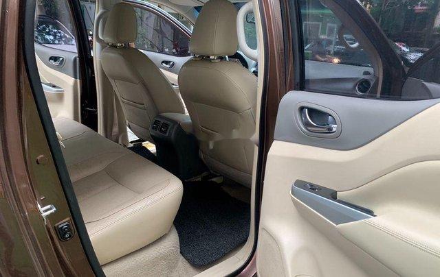 Bán Nissan Navara đời 2016, màu nâu, nhập khẩu chính chủ, 525 triệu10