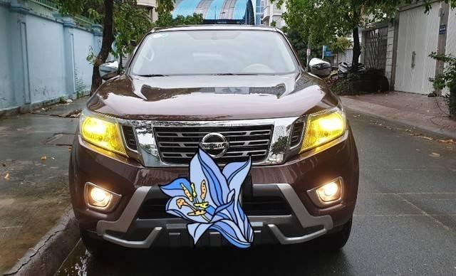 Cần bán gấp Nissan Navara EL Premium đời 2019, màu nâu, nhập khẩu nguyên chiếc  0