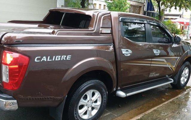 Chính chủ cần bán Nissan Navara Premium EL đời 2019, màu nâu18