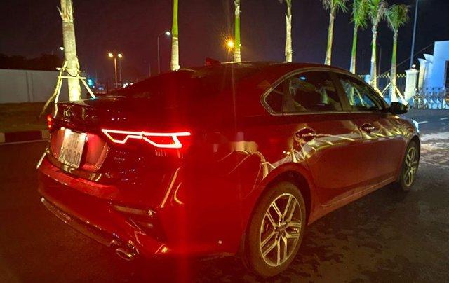 Bán xe Kia Cerato đời 2019, màu đỏ còn mới giá cạnh tranh1