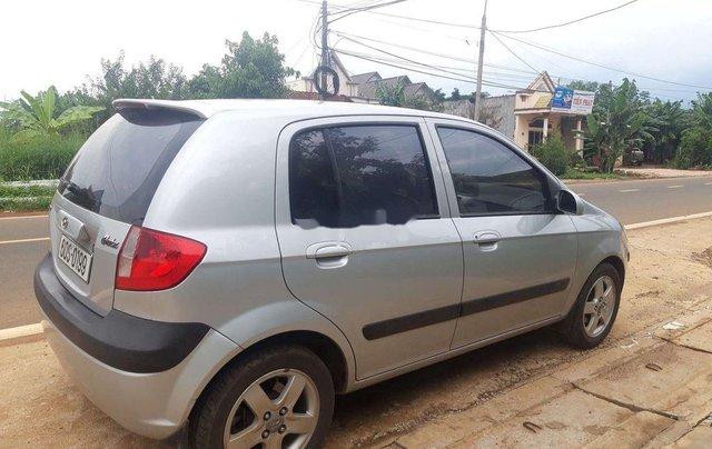 Bán ô tô Hyundai Getz đời 2009, màu bạc, nhập khẩu Hàn Quốc  7
