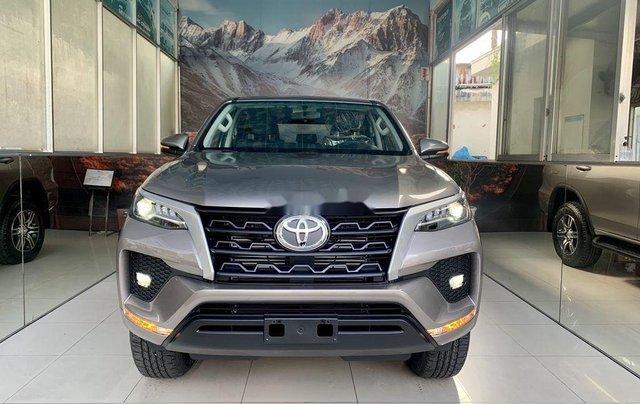 Bán Toyota Fortuner 2021 chỉ cần 275 triệu nhân xe sản xuất 20200