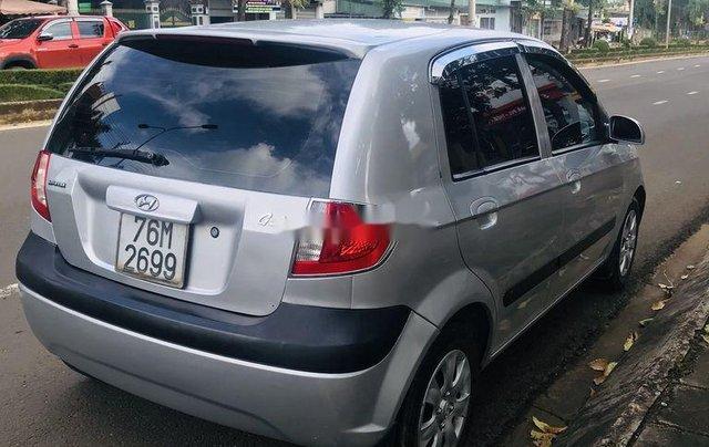 Bán Hyundai Getz sản xuất năm 2010, màu bạc, xe nhập 1