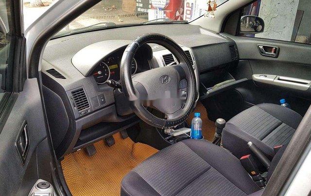 Cần bán gấp Hyundai Getz năm sản xuất 2010, màu bạc, nhập khẩu  1