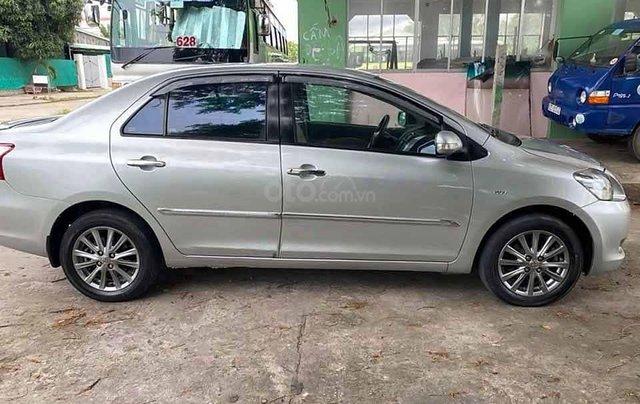 Bán Toyota Vios 1.5E đời 2013, màu bạc còn mới, giá tốt4