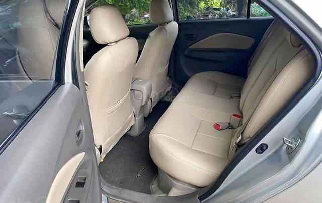 Bán Toyota Vios 1.5E đời 2013, màu bạc còn mới, giá tốt3