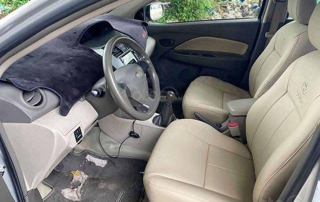 Bán Toyota Vios 1.5E đời 2013, màu bạc còn mới, giá tốt5