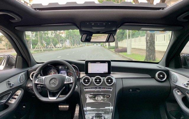 Bán C300 AMG SX 2017, xe đẹp đi 12000km lên C63 bao check hãng3